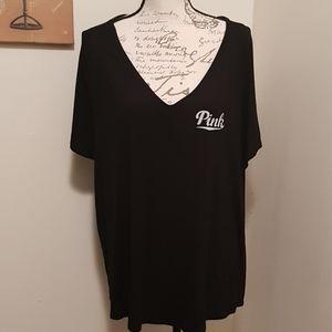 Victoria Secret Pink Oversized Top/Shirt M/L/XL